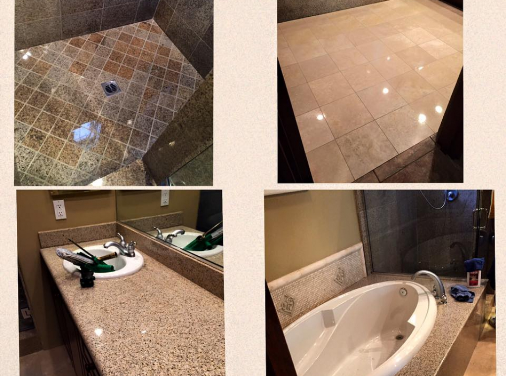 Counter Tops & Bath Tub Restoration