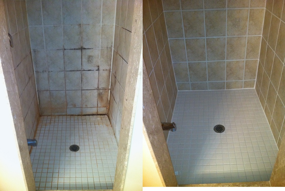 Shower Enclosure Restoration
