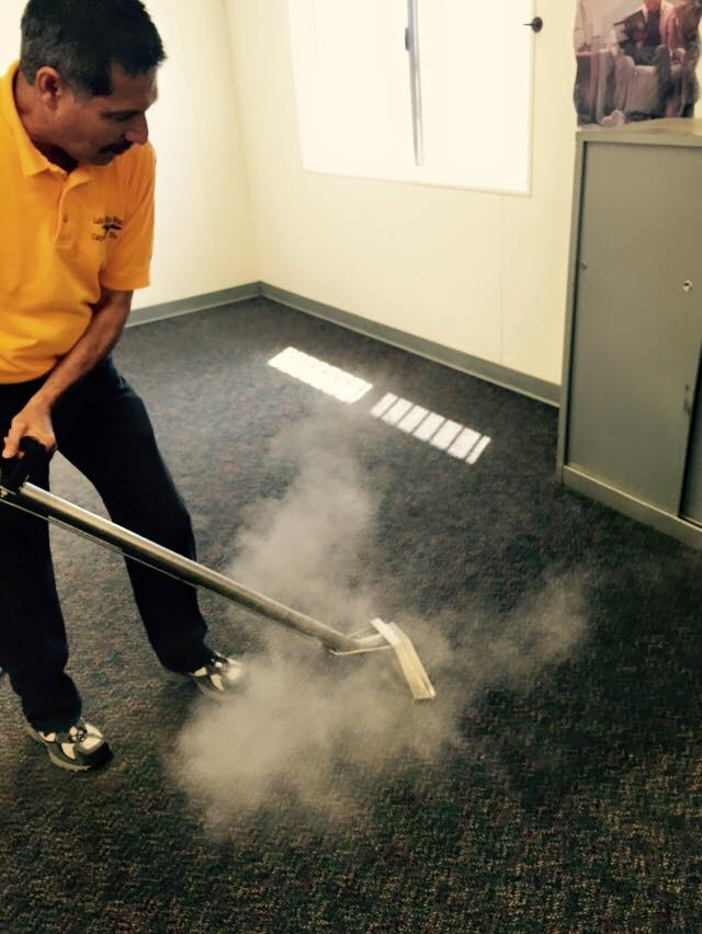 Steam Cleaning (2)